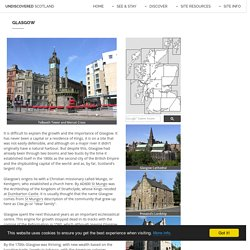 Glasgow Feature Page on Undiscovered Scotland