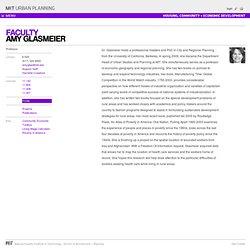 Amy Glasmeier