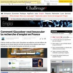 Comment Glassdoor veut bousculer la recherche d'emploi en France- 14 octobre 2014