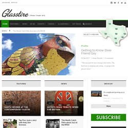 Glasstire: Texas visual art online