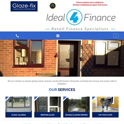 Double Glazing Repairs Winchester