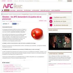 Gleeden : les AFC demandent à la justice de se prononcer