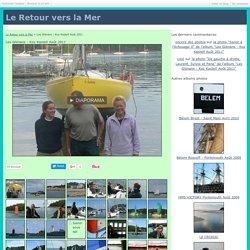 Les Glénans : Koz Kastell Août 2011 - Album photos - Le Retour vers la Mer