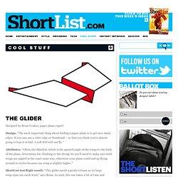 The Glider - Design