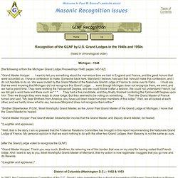 GLNF Recognition
