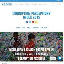 The Global Anti-Corruption Coalition