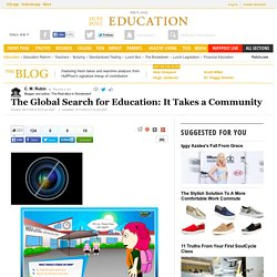 The Global Search for Education: It Takes a Community