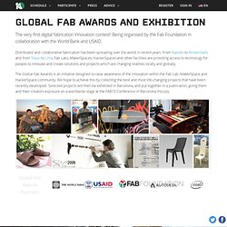 Global Fab Awards and Exhibition