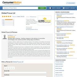 Global Focus Ltd Reviews