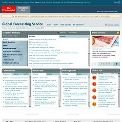Global Forecasting Service