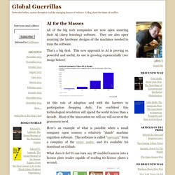 Global Guerrillas