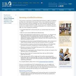 IBA Global Healing