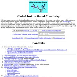 Global Instructional Chemistry