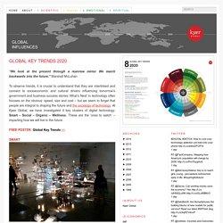 GLOBAL KEY TRENDS 2020