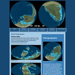 Global Paleogeography
