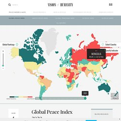 Global Peace Index – Vision of Humanity