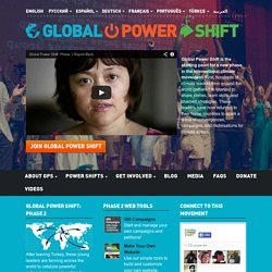 Global Power Shift