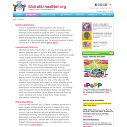 Global SchoolNet: Programs