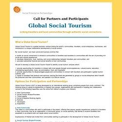 Global Social Tourism
