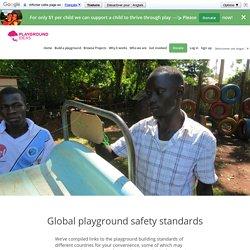 Global safety standards