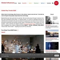 Global Key Trends 2020 - Global Influences