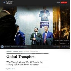 Global Trumpism