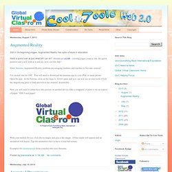 Global Virtual Classroom Cool Tools