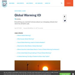 Global Warming Facts, Causes and Effects of Climate Change
