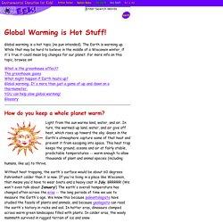 EEK! -Global Warming is Hot Stuff!