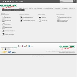 Services « Globalink Transportation and Logistics Worldwide