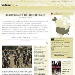 La globalisation des Forces spéciales