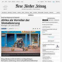 David Van Reybrouck im Gespräch: Afrika als Vorreiter der Globalisierung - Afrika Nachrichten