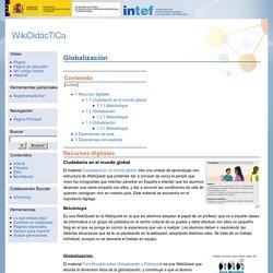 Globalización - WikiDidácTICa