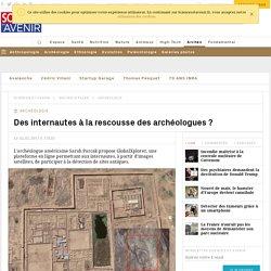 La plateforme GlobalXplorer de Sarah Parcak veut lancer les internautes à la rescousse des archéologues - Sciencesetavenir.fr