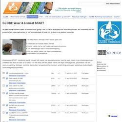 GLOBE Weer & klimaat START - GLOBE basisonderwijs