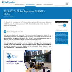 Globe Reporters