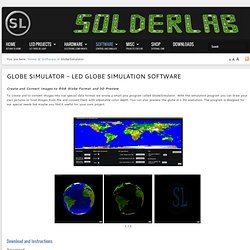 GlobeSimulator