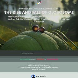 The Rise & Fall of Globosome by Sascha Geddert