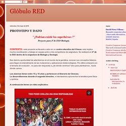 Glóbulo RED: PROTOTIPO Y DAFO
