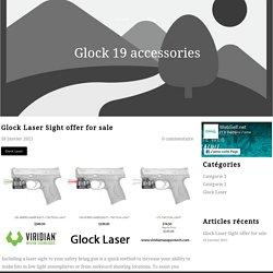 Glock Laser Sight offer for sale