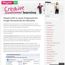 EDU is now a part of Google Apps for Education | The Glogster EDU Blog
