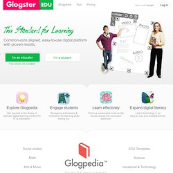 Education | Glogster