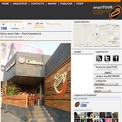 Gloria Jeans Cafe - Puuk Arquitectura