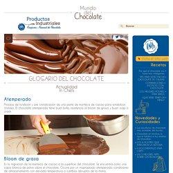 Glosario del Chocolate - Mundo del Chocolate