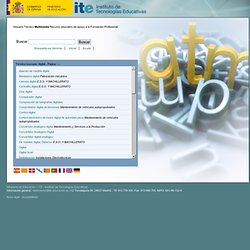 Glosario Técnico Multimedia