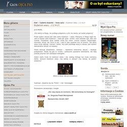 glosojcapio.pl - Portal dwumiesięcznika Głos Ojca Pio - Kryterium wiary - J 3,14-21