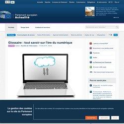 Glossaire : tout savoir sur l'ère du numérique