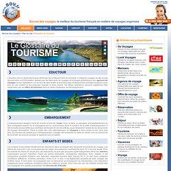 Glossaire du Tourisme - Article : EDUCTOUR