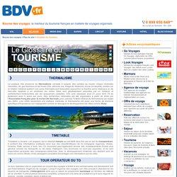 Glossaire du Tourisme - Article : THERMALISME