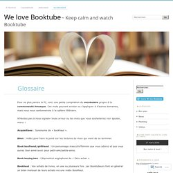 We love Booktube